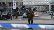 Brussels train station 'terrorist' bomber shot dead