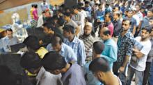 Banks face huge rush ahead of Eid-ul-Fitr