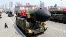 North Korea tests new missile engine: US officials