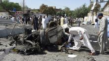 26 people killed in multiple Pakistan blasts
