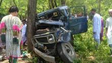 3 killed, 47 injured in Lama road crash