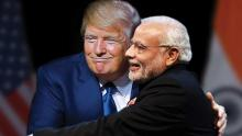 Trump hosts 'true friend' Modi for first one-on-one