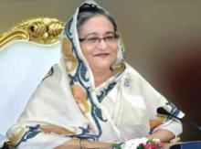 PM happy with peaceful Eid