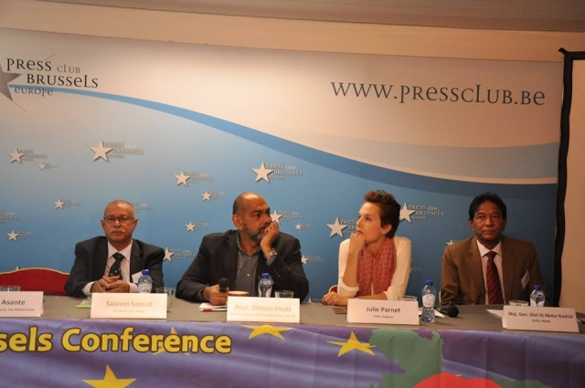 Seminar on countering violent extremism held in Belgium