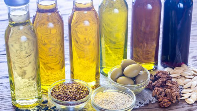 5 ways to use oils in the kitchen to improve health