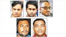 Shafat, Nayeem Ashraf, 3 others indicted in Banani rape case