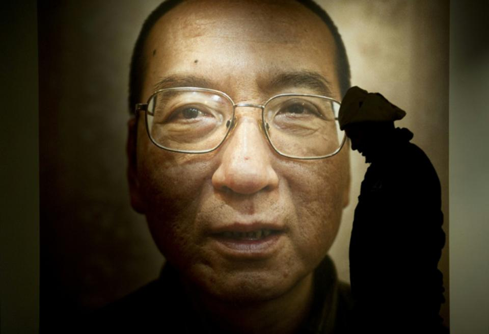 China's Nobel laureate Liu Xiaobo dies