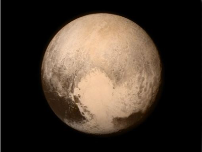 NASA releases new maps of Pluto, Charon
