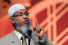 India revokes Zakir Naik's passport