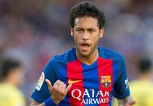 Neymar insists he is 'happy' at Barcelona amidst PSG talk