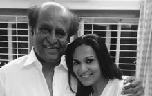 What Rajinikanth's daughter said about nepotism