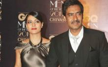 Kajol reveals Ajay Devgn 'blasts' her every so often