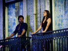 Leopard on SRK-Anushka's sets, shooting halts