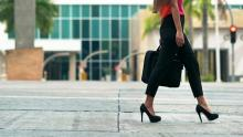 High-heel wearing should not be forced, study says