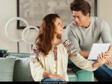 On Shah Rukh & Gauri's 'never seen before' chemistry