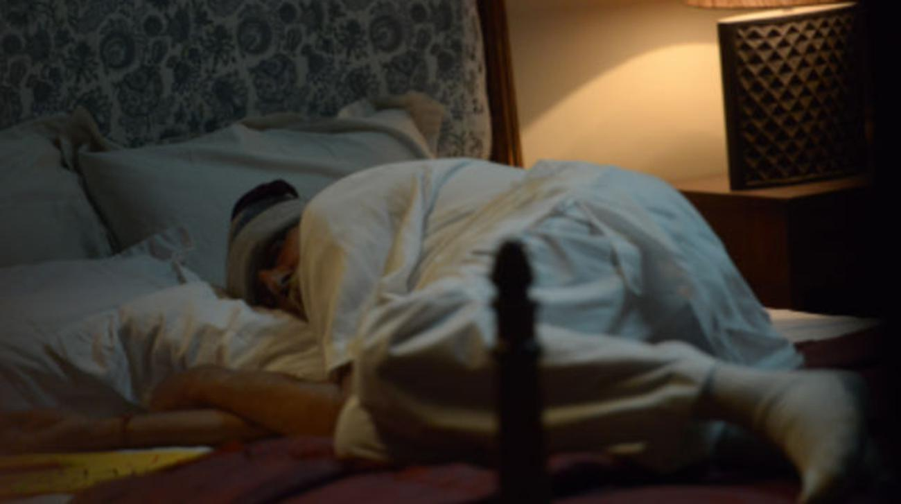 When Amitabh Bachchan Actually Fell Asleep While Filming A Scene