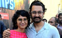 Aamir Khan & wife Kiran Rao down with swine flu