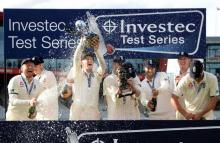 Moeen spins England to series win over South Africa