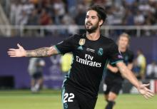 Isco magic wins Super Cup for Real