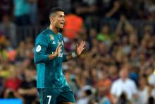 Ronaldo sees red as Real cruise