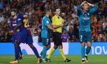 Five-match ban for Ronaldo