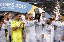 Real complete Super Cup rout of Barca