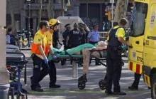 Seven injured in second Spain car rampage: authorities