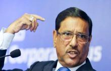 Khaleda plotting abroad against government: Quader