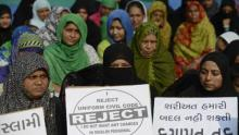 India's top court bans Islamic instant divorce