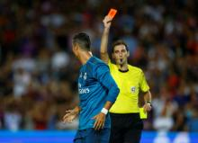 Ronaldo appeal against 5-match ban rejected