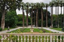 Royal gardens of Europe: A lush oasis in National Garden, Athens