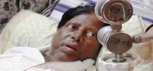 Abdul Jabbar on life support