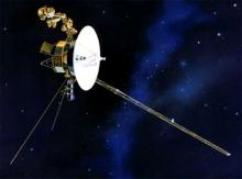 40 years on, Voyager still hurtles through space