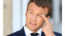 France's Macron spends $30,000 on makeup in 3 months