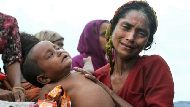'Rohingyas are the owners of Arakan state'