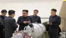 North Korea 'explosion' points to nuclear test