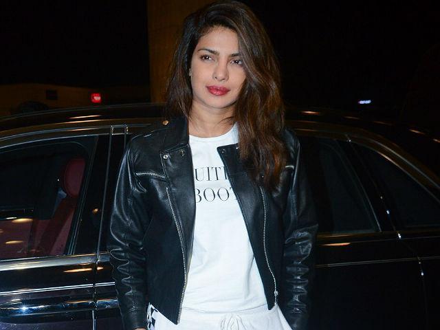 Priyanka Chopra not to star in any Hindi film this year
