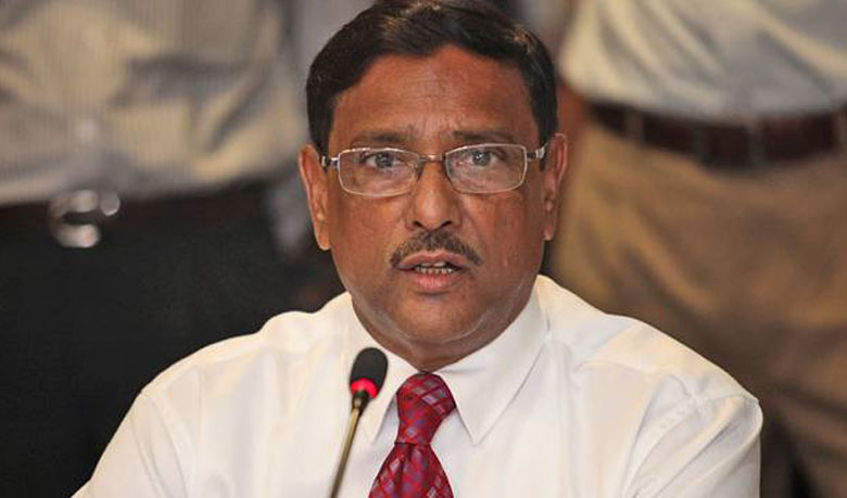 Fakhrul should resign for failing to launch movement: Quader