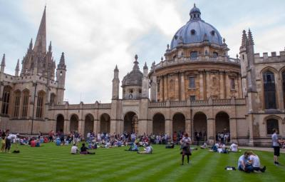 British universities outshine US rivals to take top positions