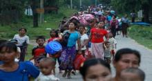 250,000 Rohingyas flee to Bangladesh in past two weeks: UN