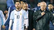 Fears of World Cup without Messi