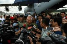 Malaysia PM says Rohingya face systematic atrocities