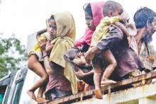 Myanmar 'to provide aid' to displaced Rohingya Muslims inside country