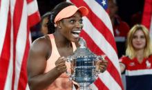 Sloane routs Keys in US Open final