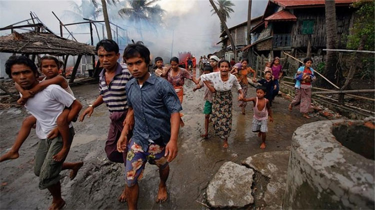 157 British MPs for ending violence on Rohingyas