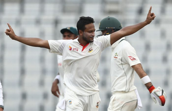 Shakib requests six-month break from Tests