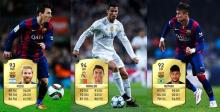 FIFA 18 player ratings: Cristiano Ronaldo named game's best player in top 10