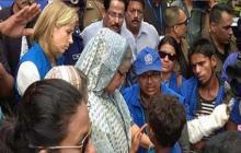 PM visits refugees at Kutupalong Rohingya camp