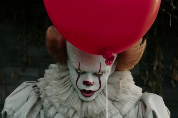 Box office monster 'It' scores record opening