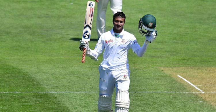 Break will help me to play five years more: Shakib